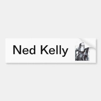 Nedケリー バンパーステッカー