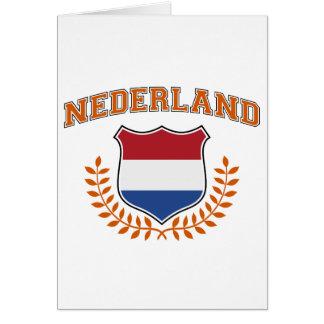 Nederland カード