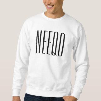 NEEQOの長い袖 スウェットシャツ
