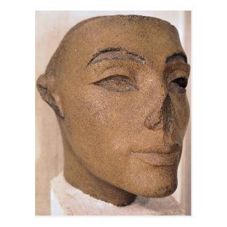 Nefertitiの王室のな頭部、多分、から ポストカード