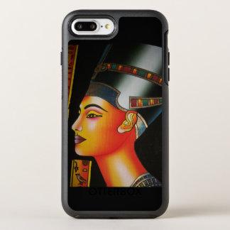 Nefertitiエジプトの女王 オッターボックスシンメトリーiPhone 8 Plus/7 Plusケース
