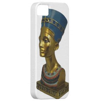 Nefertiti女王のiPhone 5の場合 iPhone SE/5/5s ケース
