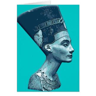 Nefertiti カード