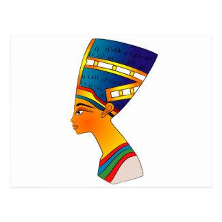 Nefertiti ポストカード