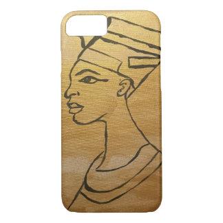 Nefertiti Iの電話7箱 iPhone 8/7ケース