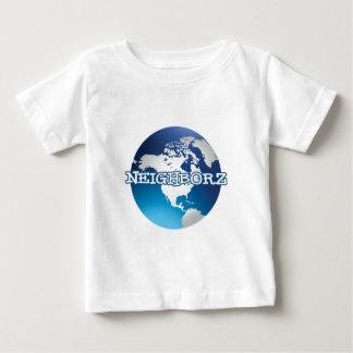 Neighborzの地球 ベビーTシャツ