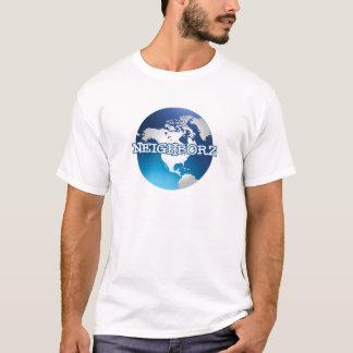 Neighborzの地球 Tシャツ