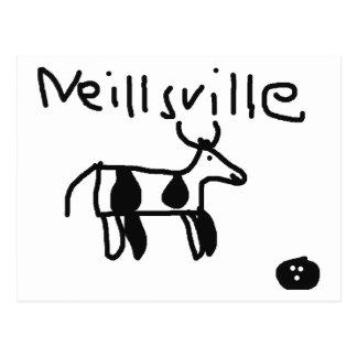 Neillsville Wiちょっと地球上で最も素晴らしい場所。 ポストカード