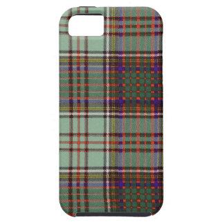 Nekoni著描かれる実質のスコットランドのタータンチェック-アンダーソン- iPhone SE/5/5s ケース