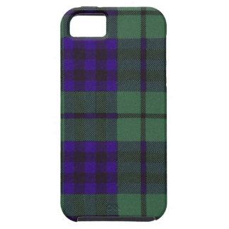 Nekoni著描かれる実質のスコットランドのタータンチェック-キース- iPhone SE/5/5s ケース