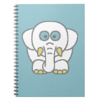 Nellie象 ノートブック