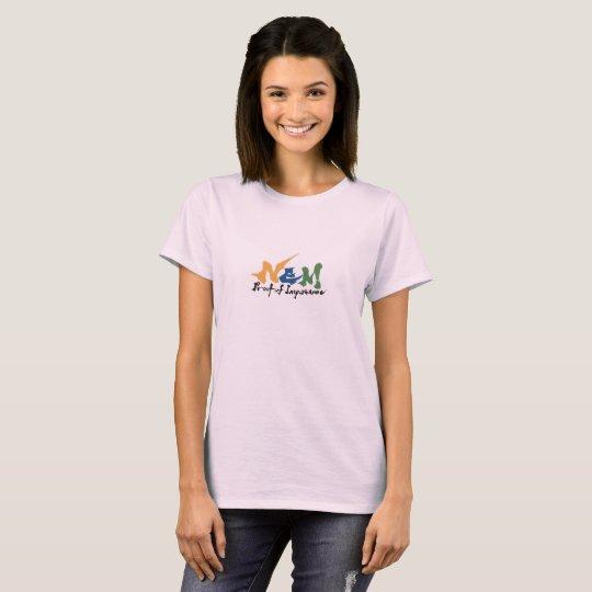 #NEM Proof of Importance 3colors001 Tシャツ
