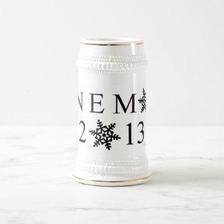 NEMO 2013年のステイン ビールジョッキ