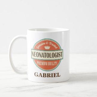 Neonatologistの名前入りなオフィスのマグのギフト コーヒーマグカップ