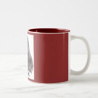 neopolitanマスティフ ツートーンマグカップ