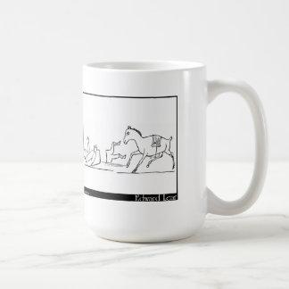Nepaulの老人がありました コーヒーマグカップ
