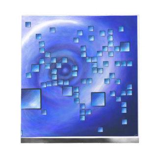 Nepheros V1 -惑星の正方形 ノートパッド