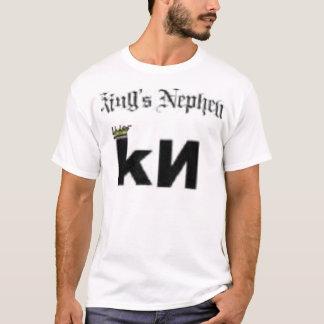 Nephew王の Tシャツ