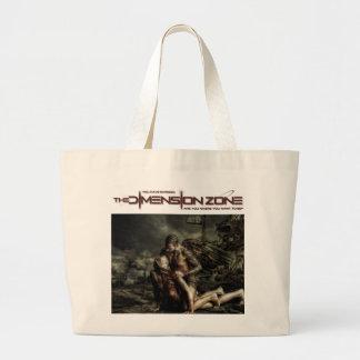 Nephilimの憤り ラージトートバッグ