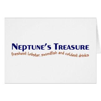 NEPTUNESの宝物 カード