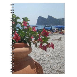 Neranoのノートのビーチの日 ノートブック