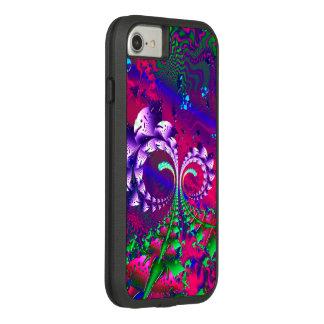 Nerdberriesのサイケデリックなフラクタル Case-Mate Tough Extreme iPhone 8/7ケース