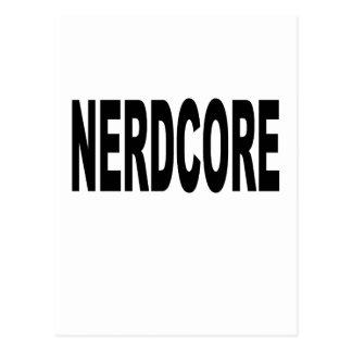 nerdcoreはM.pngをティーにのせます ポストカード