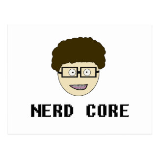 NerdCore ポストカード