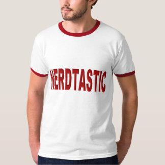 Nerdtasticの素晴らしいワイシャツ Tシャツ