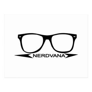 Nerdvanaのスワッグ ポストカード