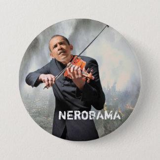 NEROBAMA 7.6CM 丸型バッジ