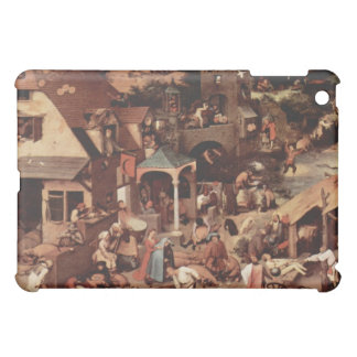 Netherlandの諺- 1559年 iPad miniケース