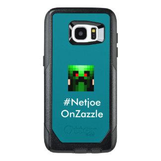 NetjoeGamingの電話箱 オッターボックスSamsung Galaxy S7 Edgeケース