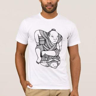 Netsukeの元のスケッチ Tシャツ