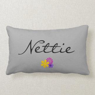 NettieのLumbarの枕 ランバークッション
