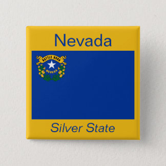 Nevadanの旗ボタン 缶バッジ