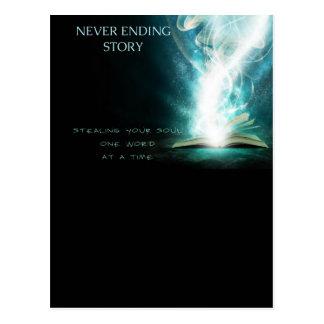 NeverEndingStoryの精神の窃盗 ポストカード