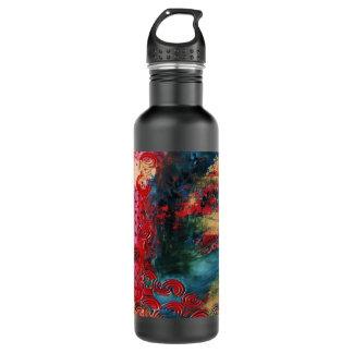 Neverlandのステンレス製の無光沢の水差し ウォーターボトル