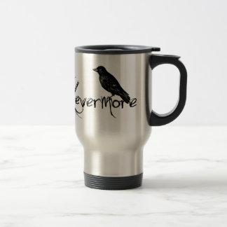 NevermoreエドガーアレンPoeのワタリガラスハロウィン トラベルマグ