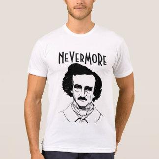 NeverMoreエドガー・アラン・ポーのTシャツ Tシャツ