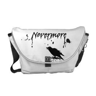 Nevermore メッセンジャーバッグ