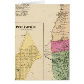 New Rochelleの町Pelhamville カード