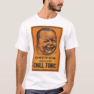 newartsweb -味がなく冷たいトニック tシャツ