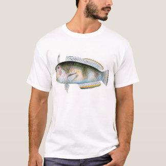 newartsweb -知られない魚の名前。 tシャツ
