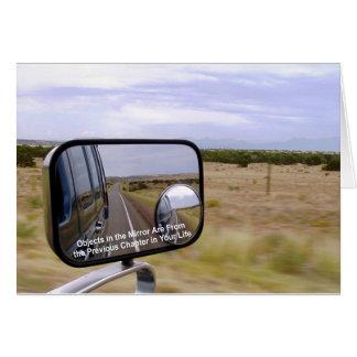 newartsweb -鏡の目的..... グリーティングカード