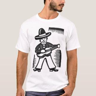 newartsweb - Sombreroman (musicaのブランク) Tシャツ