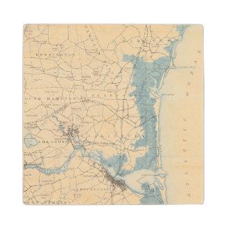 Newburyport、マサチューセッツ ウッドコースター