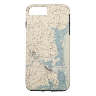 Newburyport、マサチューセッツ iPhone 8 Plus/7 Plusケース