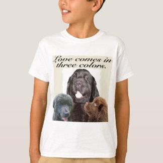 Newf愛 Tシャツ