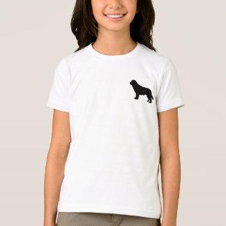 Newfoundlandsは愛されなければなりません Tシャツ